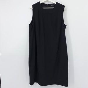 Lane Bryant Sleeveless Black Dress Plus 18